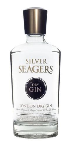 Imagem 1 de 1 de Gin Silver Seager's 750ml