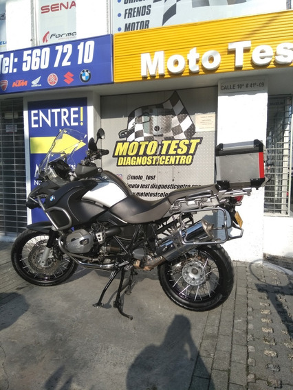 Bmw R1200gs Adventure Modelo 2011 Km 73.587
