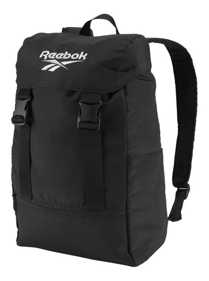 Mochila Reebok Lost And Found Vector Negra Unisex