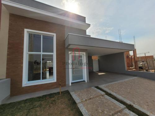 Imagem 1 de 30 de Casa À Venda Em Residencial Jardim Do Jatobá - Ca000142