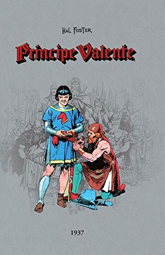 Príncipe Valente - Volume 1 (1937) - Hal Foster