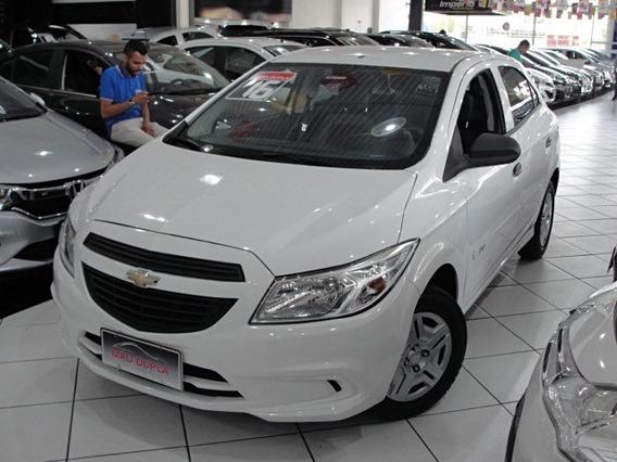 Chevrolet Onix 1.0 Ls 2016 Completo 35.000 Km Novo