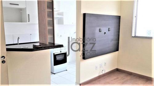 Apartamento Com 2 Dormitório No Condomínio Água Branca - Ap3078