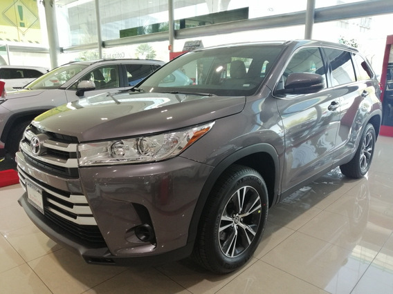 Toyota Highlander 3.5 Le At 2019