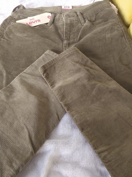 Pantalón Levis 511 Corderoy New! Con Fact Y Etiquetas