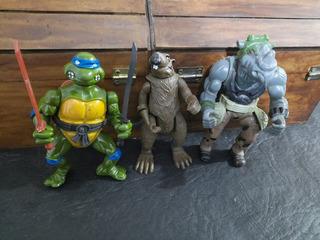 Muñeco Tortugas Ninjas Playmates Vintage-precio X Lote