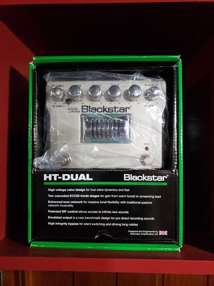 Pedal Blackstar Ht Dual - Pure Valve Distortion