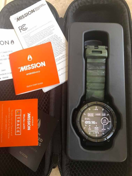 Relógio Nixon Mission
