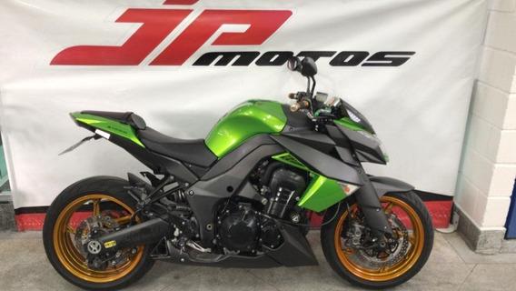 Kawazaki Z 1000 Abs 2011 Verde