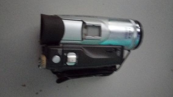 Filmadora Panasonic Pv-gs 120 Usada Com Defeito.