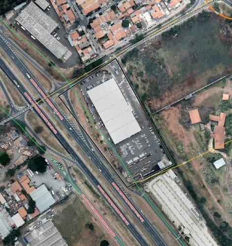 Imagem 1 de 2 de Galpão Comercial - Barão Geraldo - Ga0019