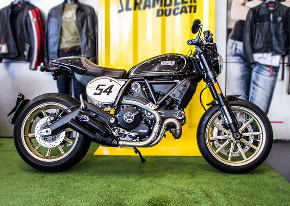 Ducati Scrambler Cafe Racer 0km - Dolar Bna