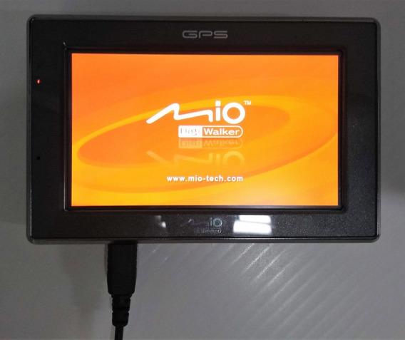 Navegador Gps Mio Digiwalker Modelo C520