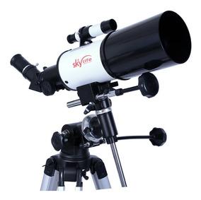 Telescópio Astronômico 80mm Draco 80eq Refrator Profissional