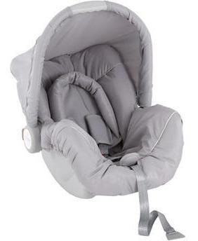 Bebê Conforto Piccolina Cinza Galzerano(usado Muito Pouco)
