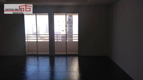 Imagem 1 de 7 de Conjunto Para Alugar, 60 M² Por R$ 2.799,99/mês - Barra Funda - São Paulo/sp - Cj0012