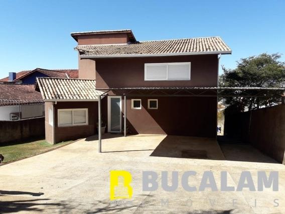 Linda Casa Em Bragança Paulista - 3674-m