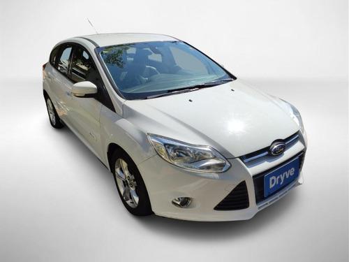 Ford Focus Se 1.6 16v Powershift Flex