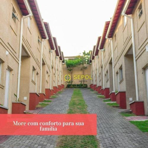 Sobrado Com 2 Dormitórios À Venda, 65 M² Por R$ 450.000,00 - Tatuapé - São Paulo/sp - So0314