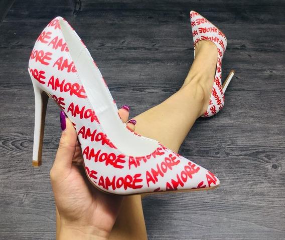 Zapatillas Importadas Oferta Estileto Love