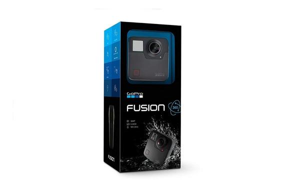 Câmera De Ação Gopro Fusion 360 Lacrada Best Buy Eua Nova 12x Sem Juros