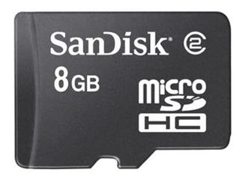 Imagem 1 de 2 de Cartão Microsd 8gb