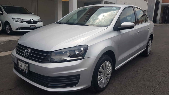 Volkswagen Vento 2016 4p Starline L4/1.6 Aut