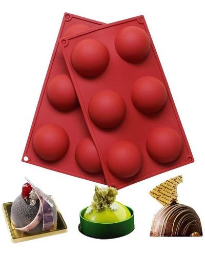 Imagen 1 de 7 de Baker Depot Molde De Silicona Para Chocolate, Pasteles, Gela