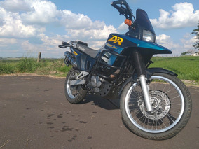 Suzuki Dr 800 S Big Raridade