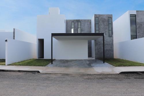 Imagen 1 de 28 de Casa En Venta Modelo E En Mumtalah En Dzityá Mérida.