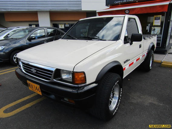 Chevrolet Luv 2.3 Mt 4x2