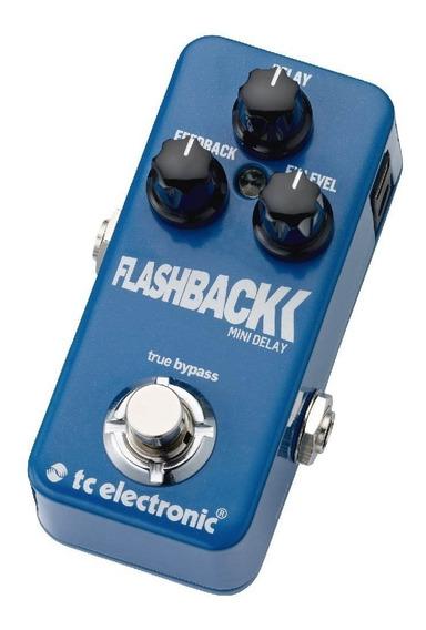 Pedal Tc Electronic Flashback Mini Delay | Original + Nota