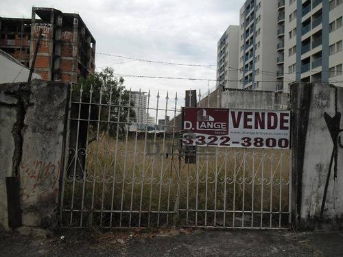 Vendo Área Vila Industrial - Centro - Campinas Sp. - Ar0286