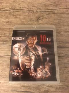 Blu-ray - Dez Minutos Para Morrer Charles Bronso Dublado Aut