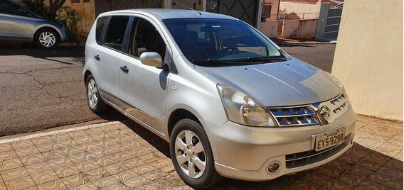 Nissan Livina 2012 1.6 S Flex 5p