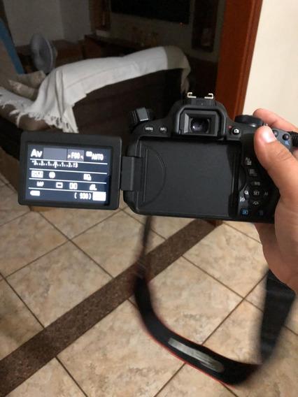 Câmera Canon Eos T5i