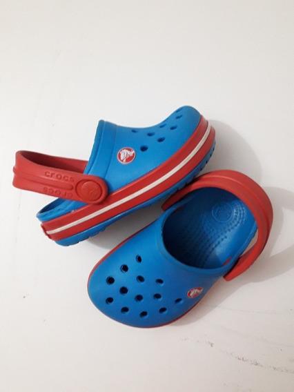 Crocband Clog Kids. Crocs Niño.