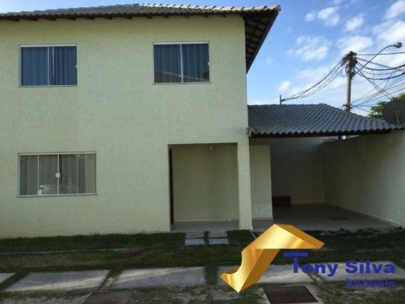 Aluguel Fixo!casa Em Condomínio 2 Quartos Em Cabo Frio - 682
