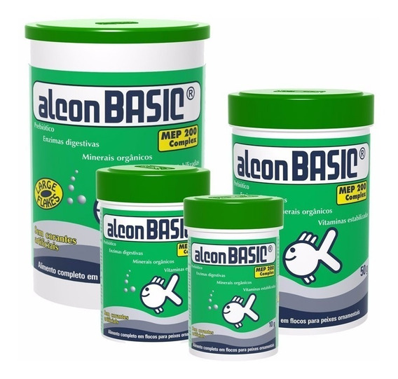 Alcon Basic Large Flakes 150gr