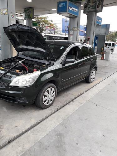 Chevrolet Agile Lt 1.4 8v (flex) 2010