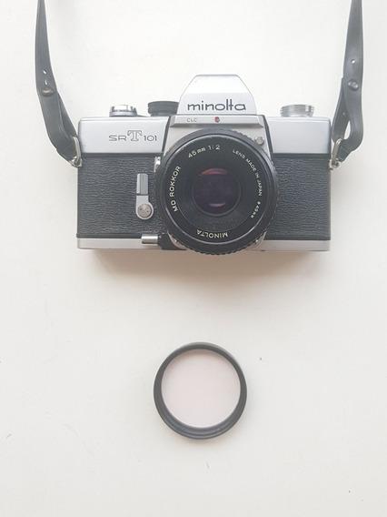 Camera Minolta Srt 101