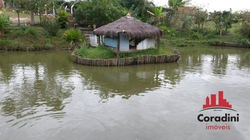 Chácara À Venda, 5000 M² Por R$ 180.000 - Quilombo - Cosmópolis/sp - Ch0119