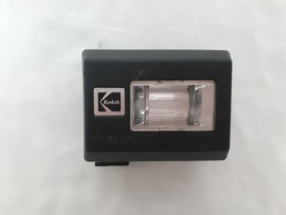 Flash Antigo Kodak Kodalux 18 A Pilha Sem A Tampinha Cod 810