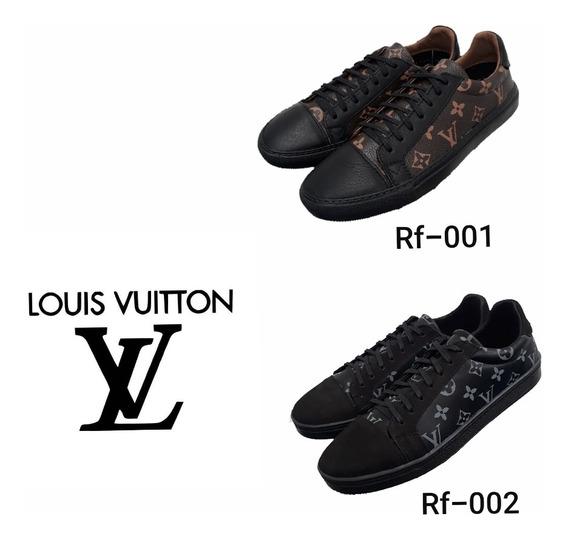 Sapatênis Casual Novo Estilo Frete Grátis Louis Vuitton