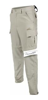 Pantalon Sherpa Desmontable Montagne Liquido Stock