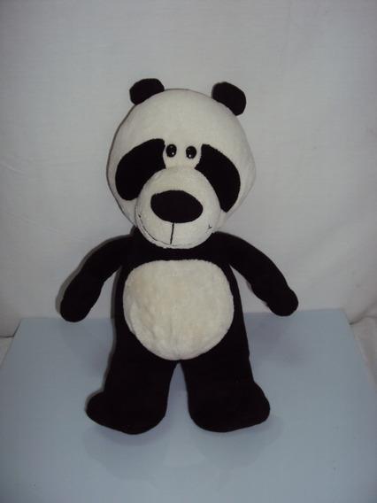 Pelucia Panda Coleção Nestle Tamanho 34cm