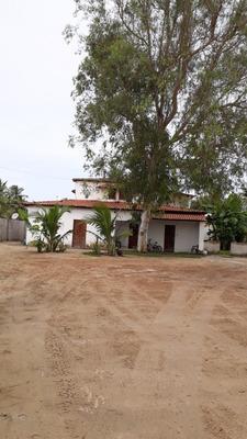 Sitio Com Casas Tipo Pousada