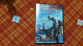 Ps2 God Of War Impecável 100% #249