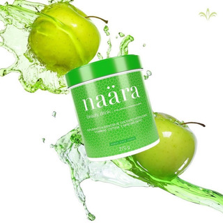 Colágeno Naära Jeunesse - Beauty Drink Maça Verde - 270g