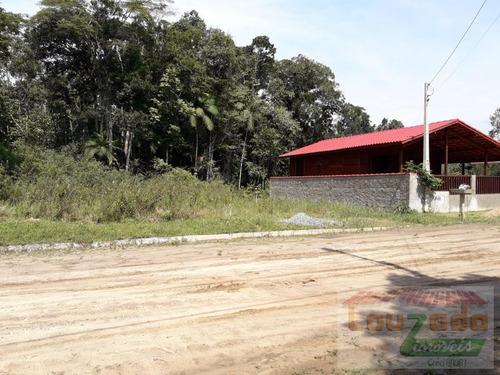 Terreno Para Venda Em Peruíbe, Condominio Sao Marcos - 2086_2-799741